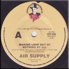 Making Love Out Nothing At All Australia release Big Time 1983 copy(2).jpg