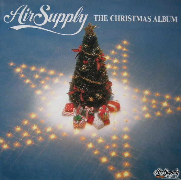 Air Supply Xmas Album Japan Release.JPG