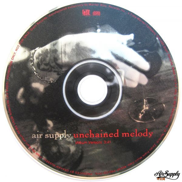 Unchained Melody CD Single US Release Giant.jpg